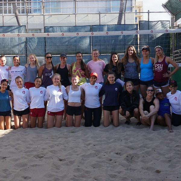 2018-06 Women's Doubles Tournament