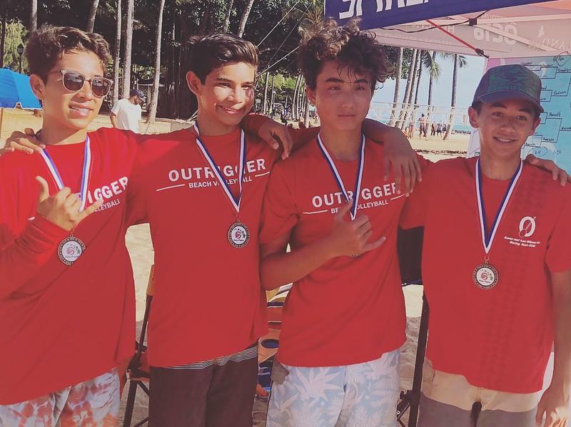 2018-06 AVP First Tournament Queen's Beach