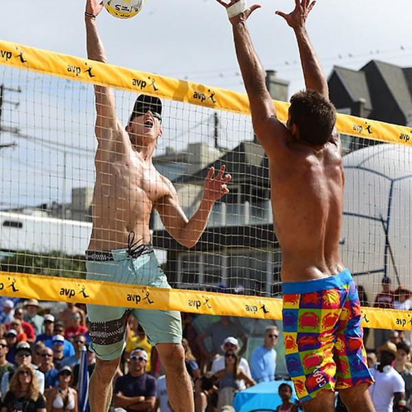 2018-08 AVP Pro Beach Tournament Manhatten Beach