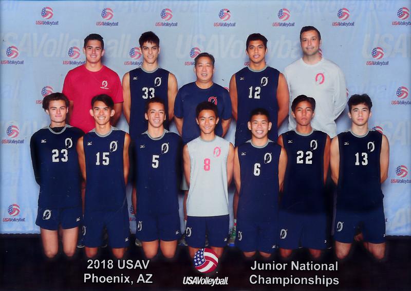 2018 USAV Junior National Championships
