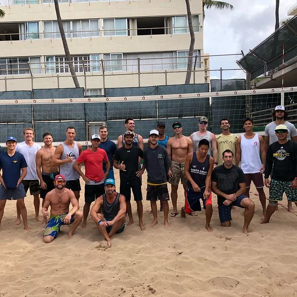 2018-06 Men's Doubles Tournament