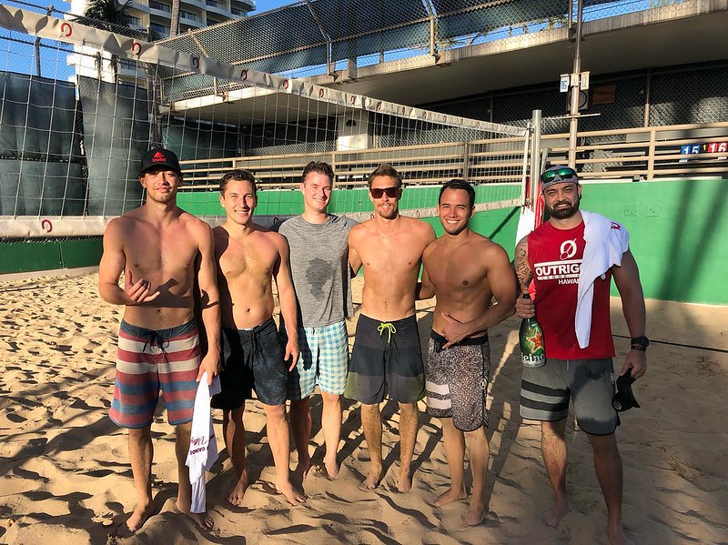 2018-12-22 Duke 4-Man VB Championships