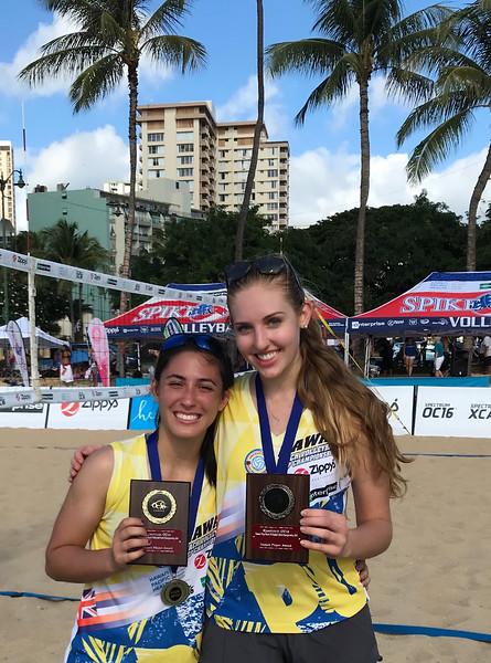 2018 Outrigger Beach Volleyball