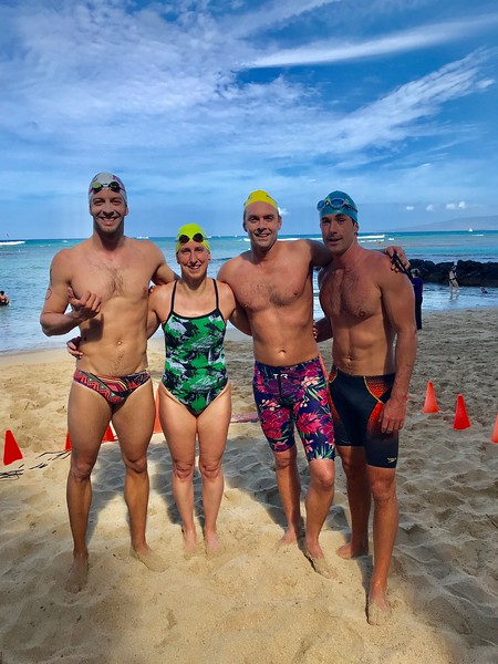 2018 OCC Invitational Swim