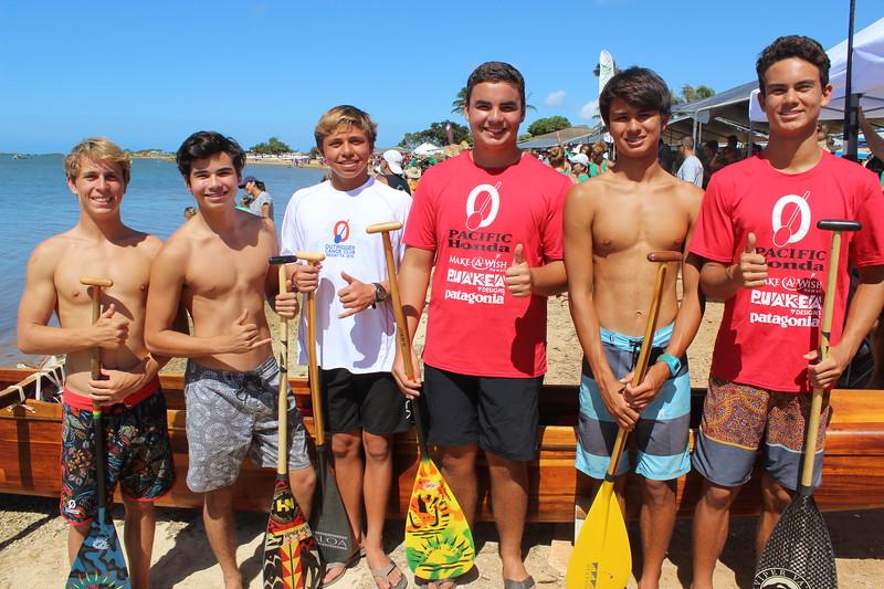 OCC Boys 15