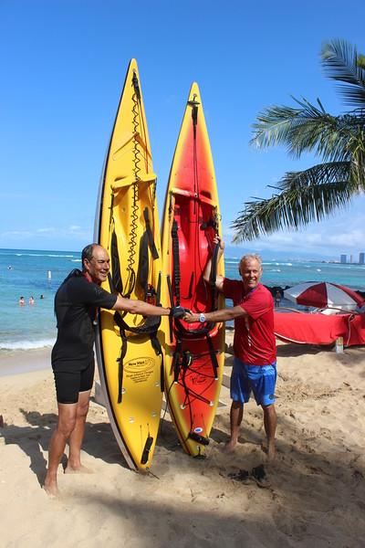 Kayak Division