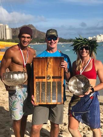 Outrigger Canoe Club 2018
