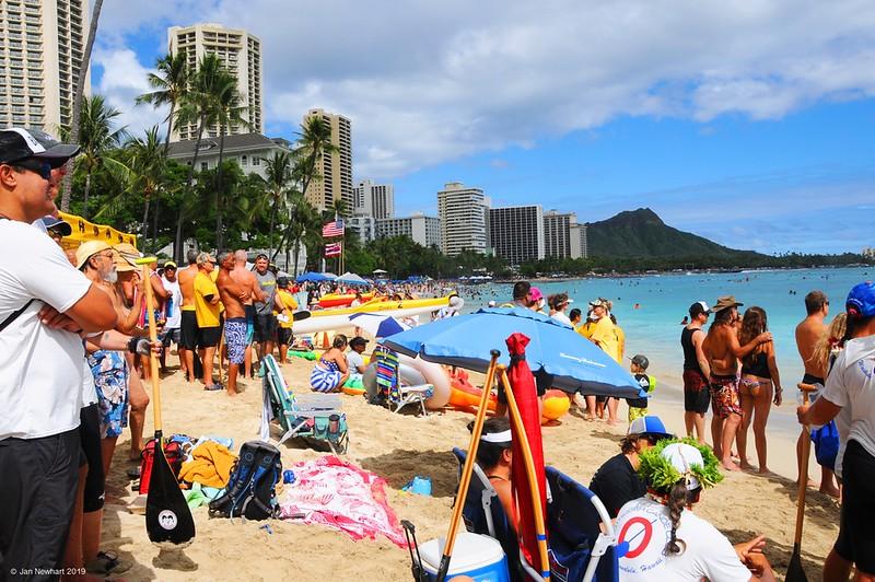 2019 4th of July at Waikiki