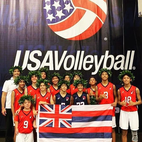 2019-07 USAV Junior National Championships