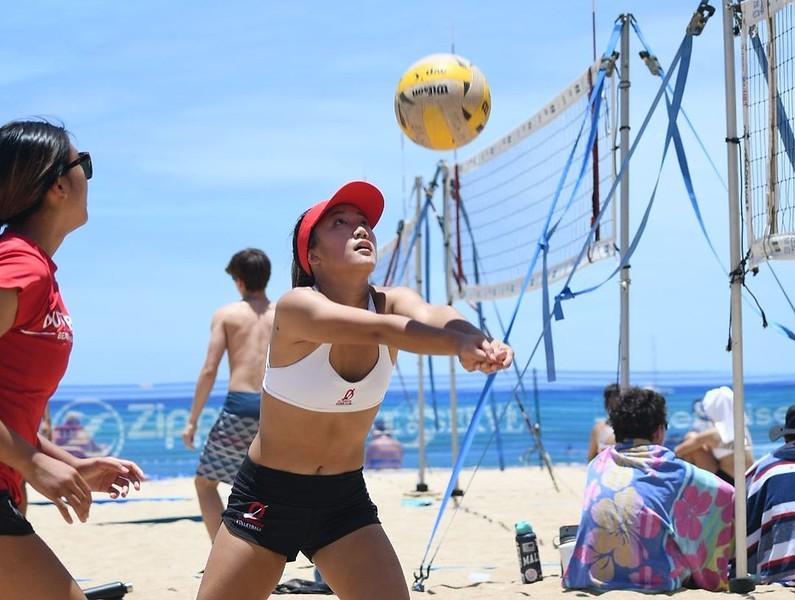 2019-05-30 USAV Beach Tournament Waikiki