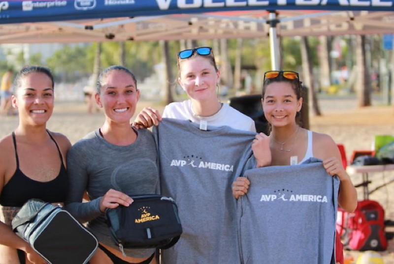 2019-03-10 AVPFirst Tournament Queen's Beach