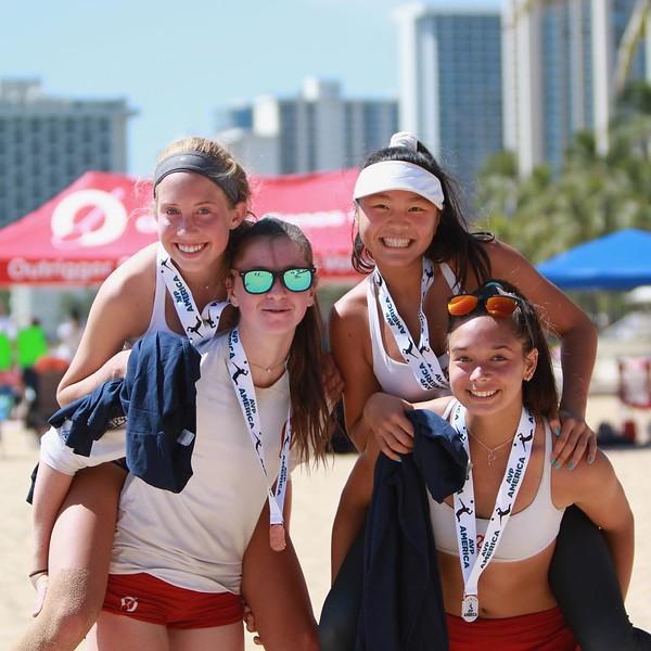 2019--4-20 AVPFirst Tournament Waikiki