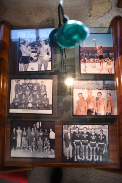 Volleyball Exhibit