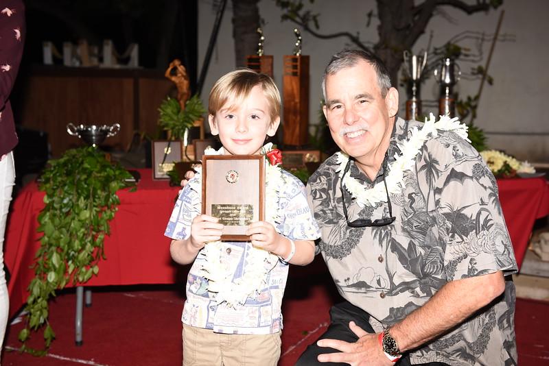 Fishing & Boating Junior Award