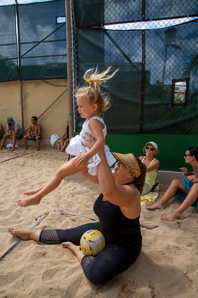 2019 Daddy Haine Volleyball Tournament