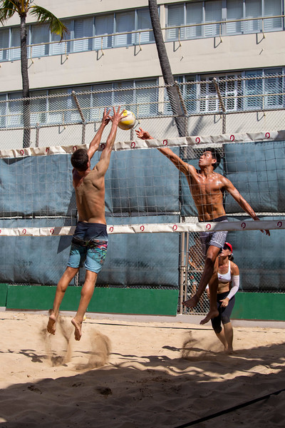 2019 Daddy Haine Volleyball