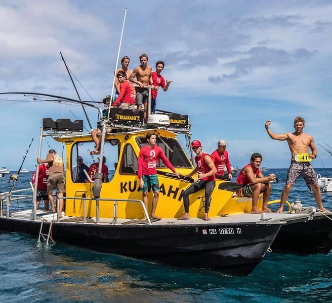 2019 Kanaka Ikaika Molokai to Oahu Race