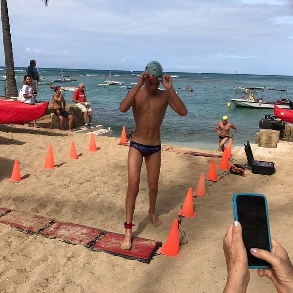 2019 OCC Invitational Swim