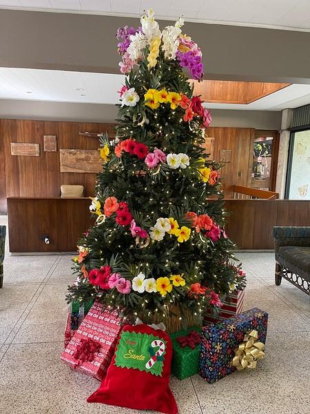 2020 Outrigger Christmas Decorations