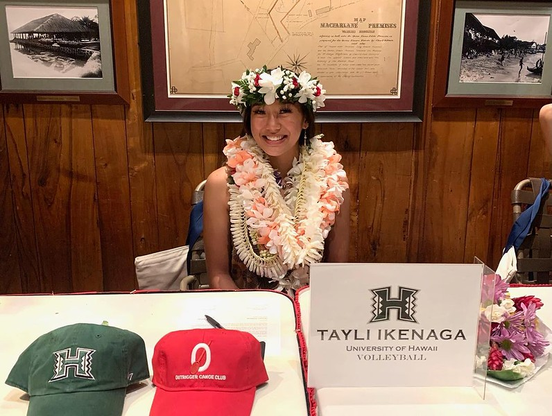 2020 National Letter of Intent Day for High School Seniors