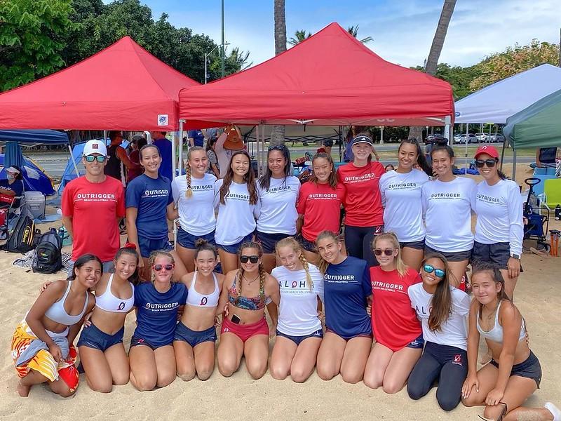 2020-07 AVPAmerica Tournament Waikiki Beach