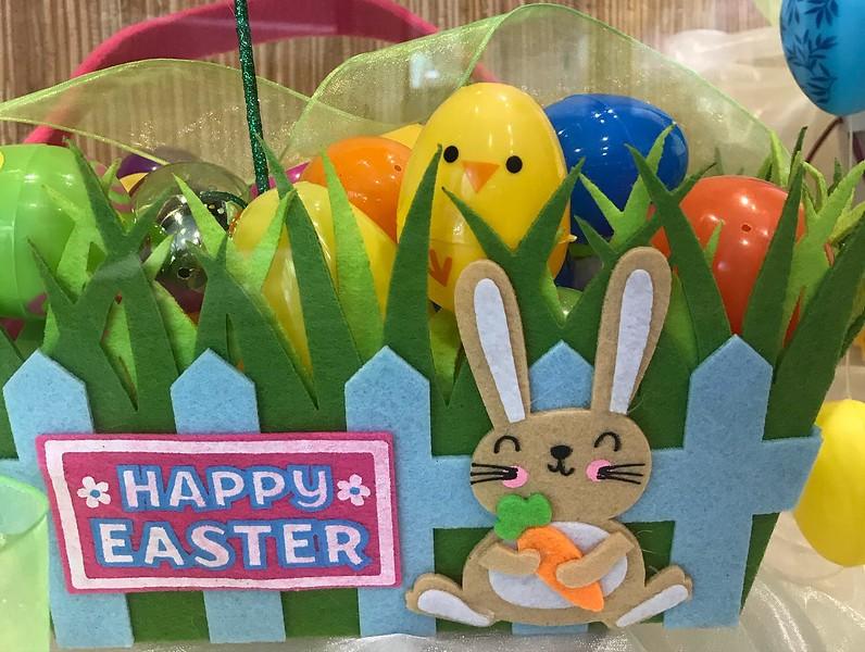 2021 Easter Brunch Decorations