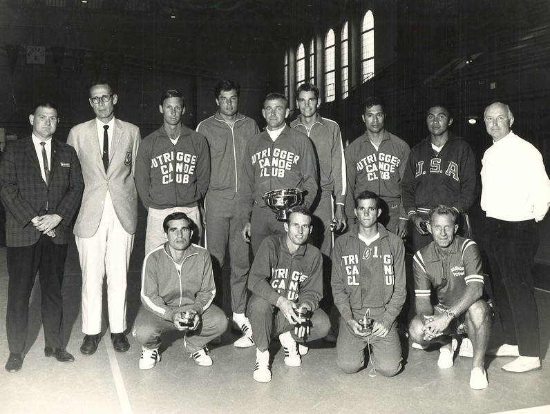 1968 National AAU Volleyball Championships