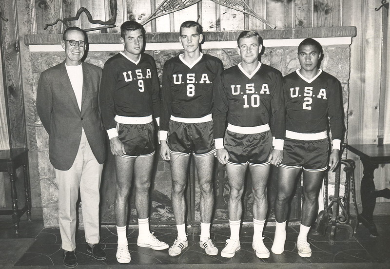 1968 Outrigger Places 4 on the Men's Olympic Volleyball Team