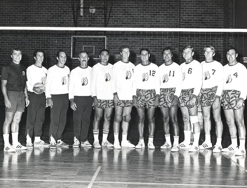 1973 USA National Volleyball Championships