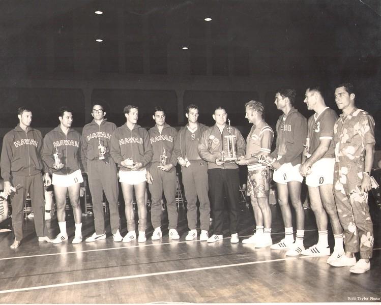 1969 National AAU Champions