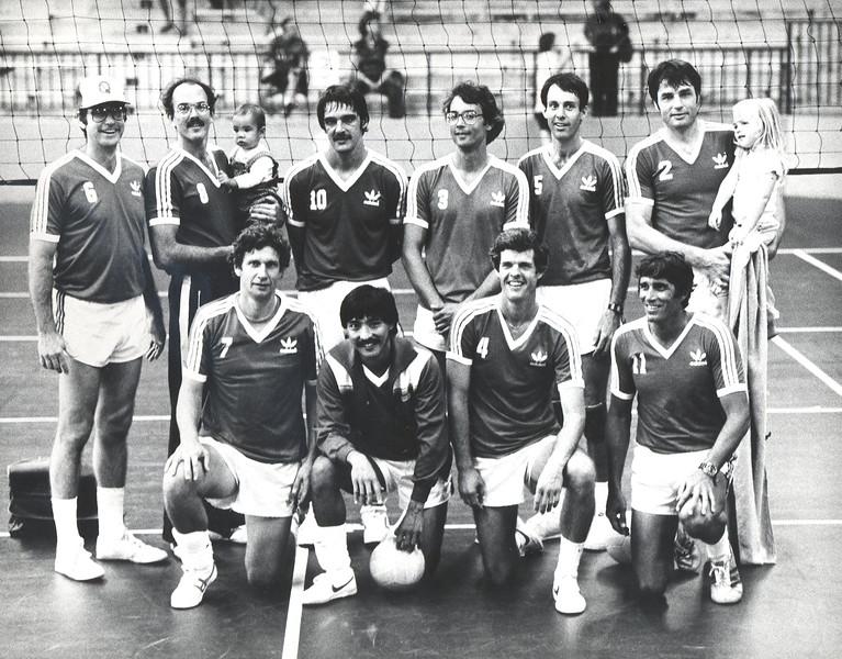 1982 USAV National Championships