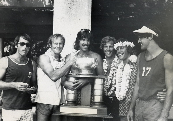 1972 Walter Macfarlane Regatta