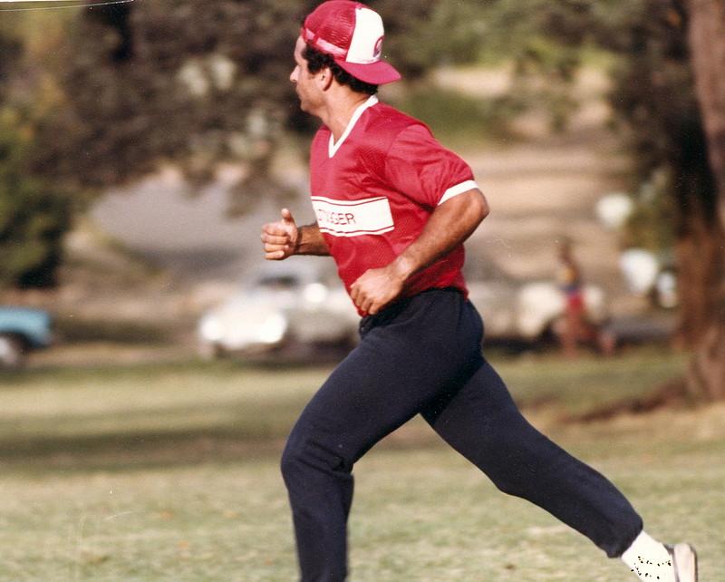 1982 OCC Mountain Ball Team