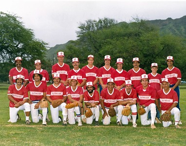 1982 OCC Mountain Ball Champions