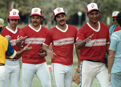 1982 OCC Mountain Ball Team