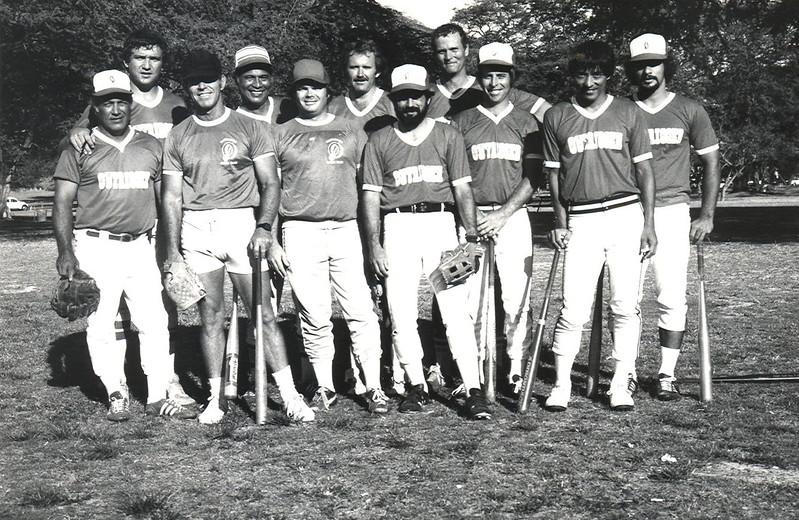 OCC Mountain Ball Team