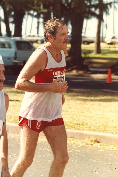 1984 Honolulu Marathon