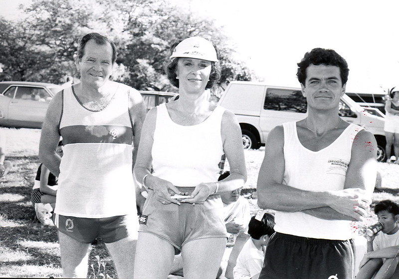 Outrigger Canoe Club Runners