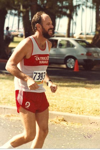 1981 Honolulu Marathon