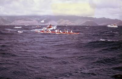 Outrigger Canoe Club Canoe Racing 1964-1984