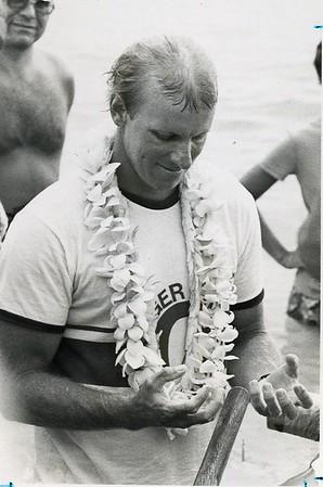 1979 Molokai Hoe Canoe Race