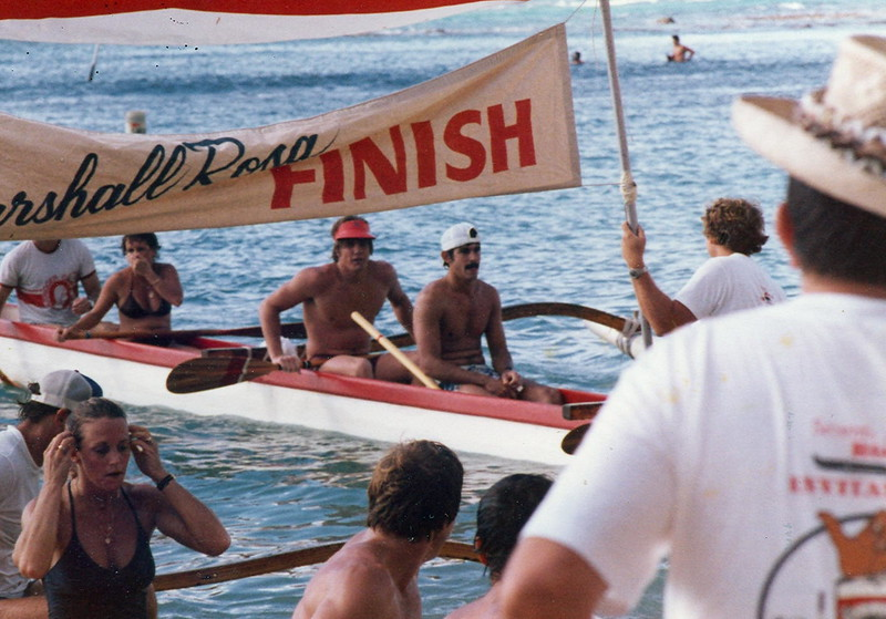 1979 Marshall Rosa Invitational Canoe Race