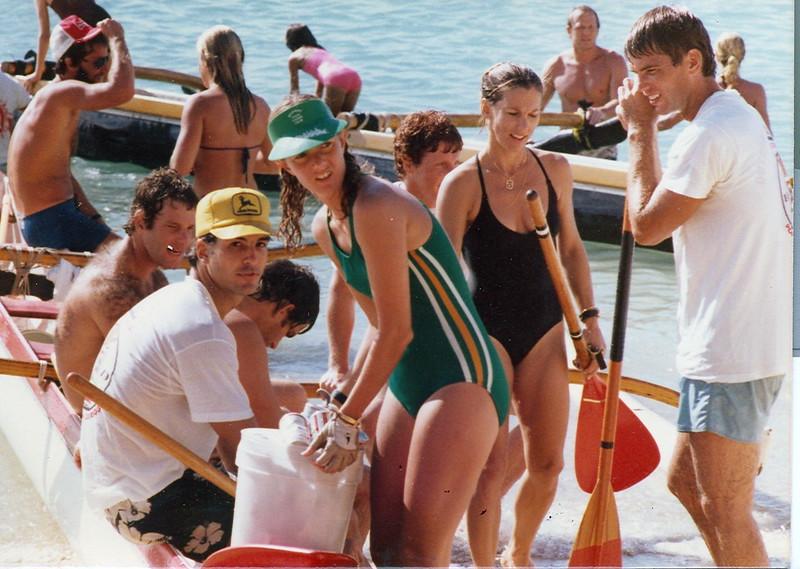 1979 Marshall Rosa Invitational Canoe Race
