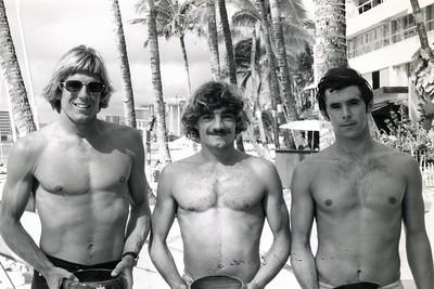 Outrigger Canoe Club Paddleboard 1964-1984