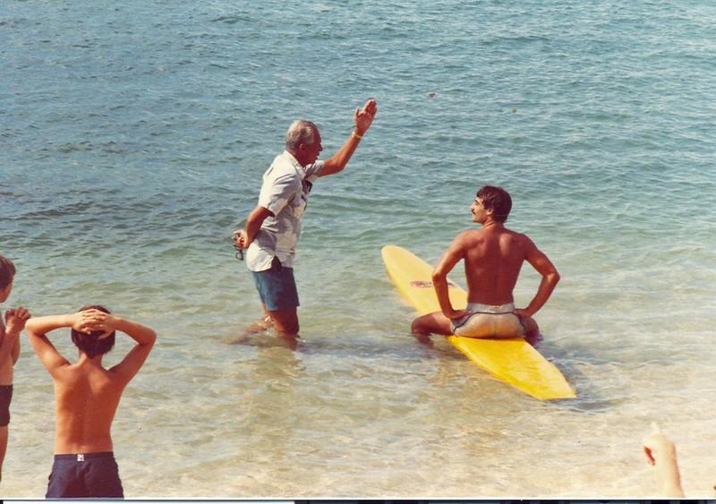 1979 Waikiki Ocean Paddleboard Race
