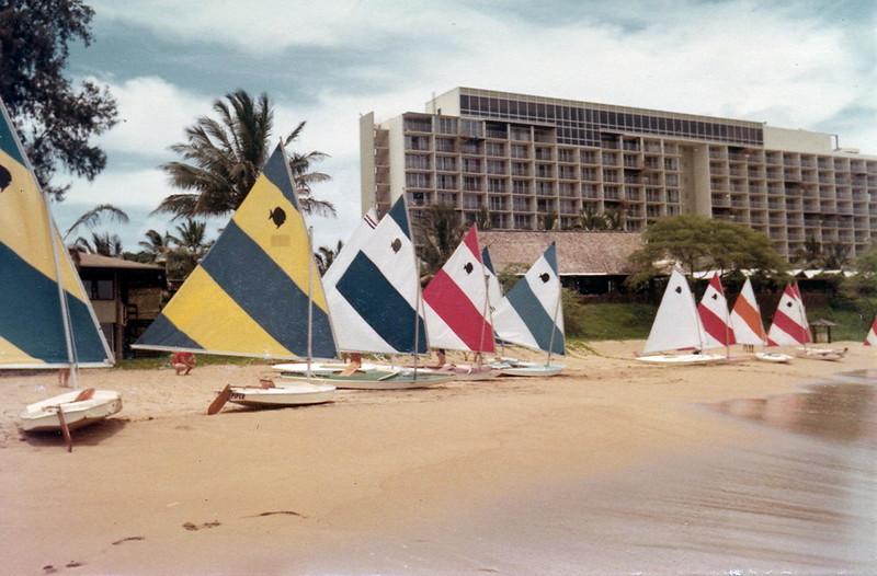 1969 Kauai Sunfish Regatta
