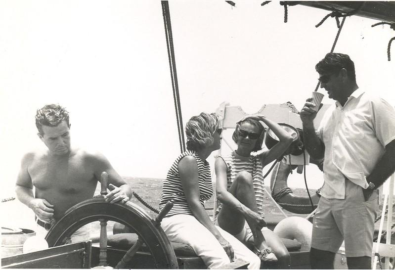 Tom Arnott and friends