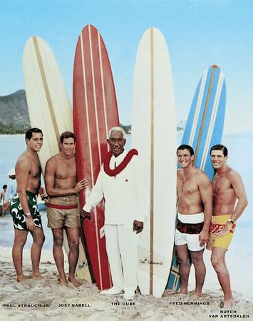 1965 Duke's Surf Team