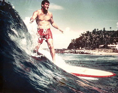 Outrigger Canoe Club Surfing 1964-1984