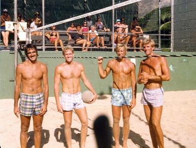 Volleyball 1964-1984